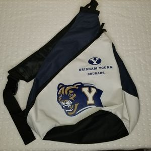 Sling Backpack - Brigham Young Cougars